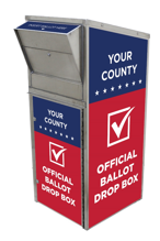 Suggested Ballot Dropoff Box